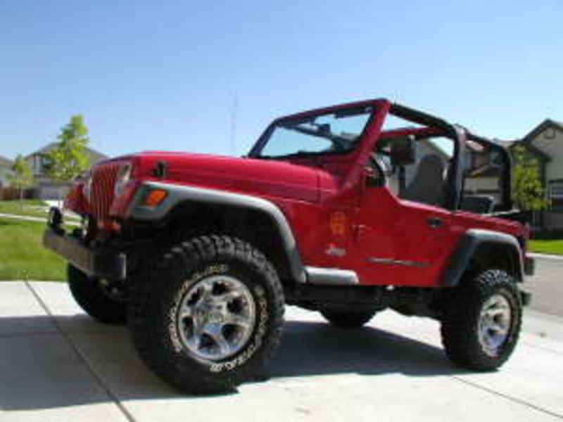 1997 Jeep Wrangler At Alpine Motors
